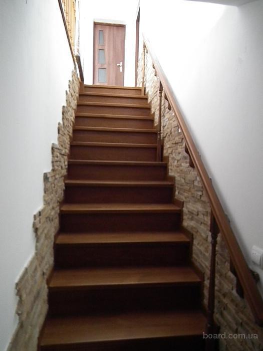 Лестницы прямые фото
