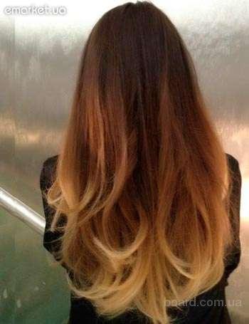Брондирование волос от 300 грн.