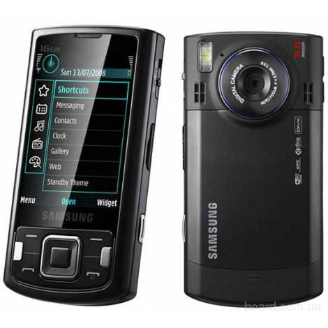 Samsung i8510 Innov8 8GB Black