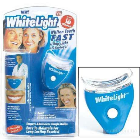 Система отбеливания зубов- Вайт Лайт / White light