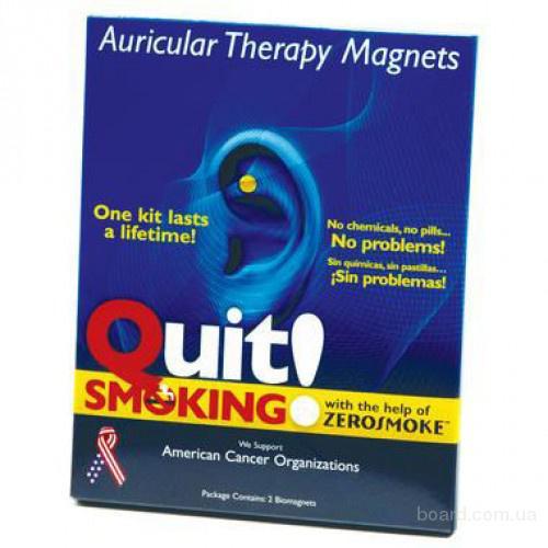 Магниты от курения Zerosmoke - как бросить курить