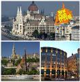 Европа в миниатюре – автобусный тур