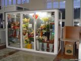 Обладнання для зберігання квітів у Львові/помещение для хранения цветов в Львове