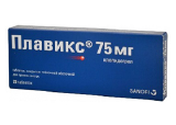 Плавикс – заказать оригинальный препарат на сайте PlavixSanofi