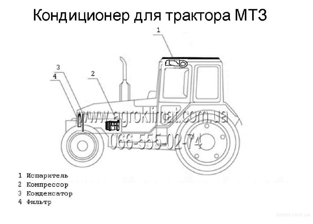 Трактор Беларус 920.2: продажа, цена в Казани. тракторы от.
