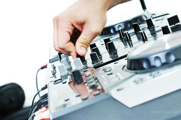 Аренда DJ оборудования в Одессе