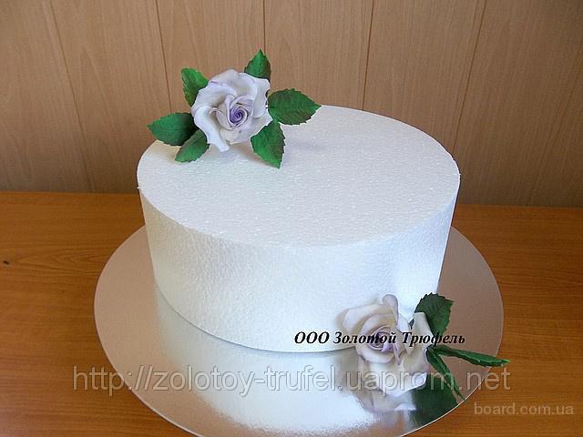Торт из пенопласта все виды 3 ярусный 3