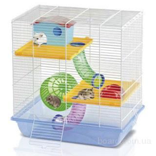 Клетки для грызунов, вольеры, клетки для фреток, переноски для мелких животных