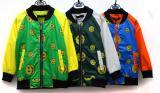 Лёгкая куртка ветровка на мальчика Смайлик А17