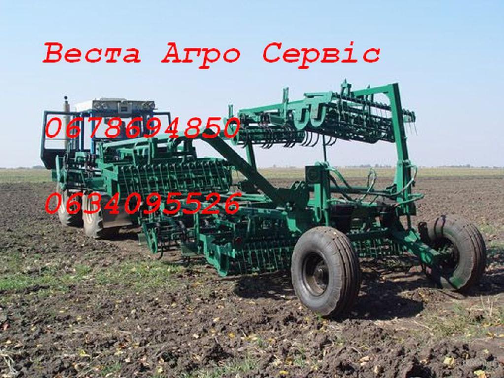 Растаможка сельхозтехники   полуприцепов и тракторов