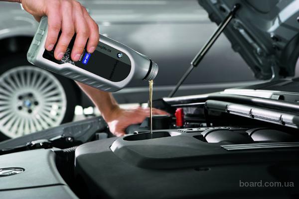 Какие виды работ включает техническое обслуживание БМВ?