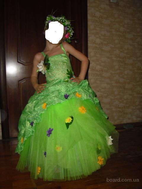 Платье детское платье Весна - прокат, Киев