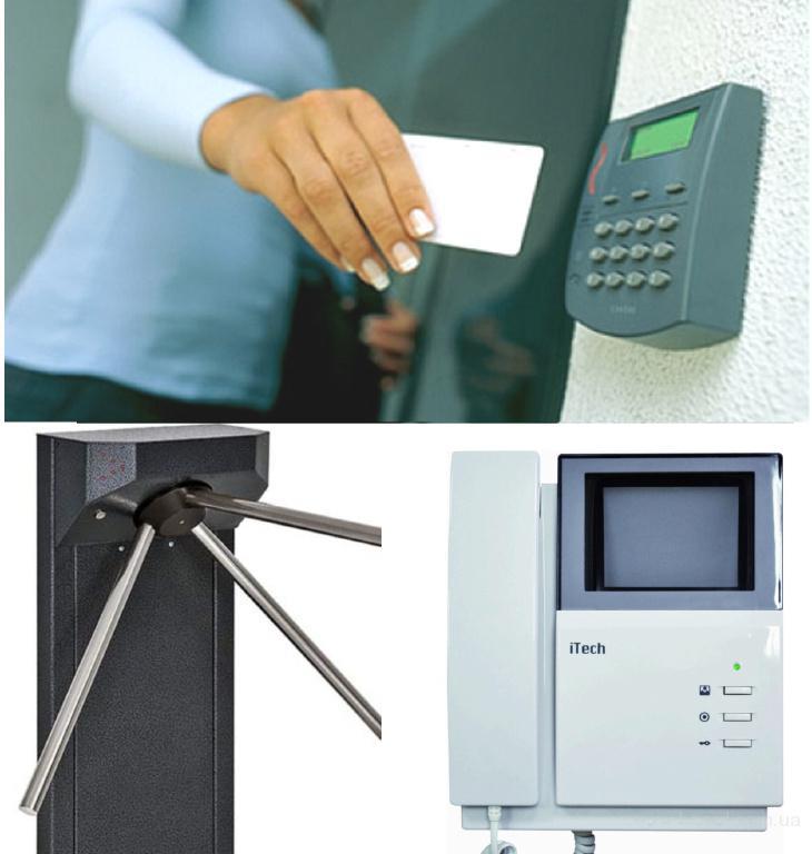 обслуживание системы контроля и управления доступом видеонаблюдение