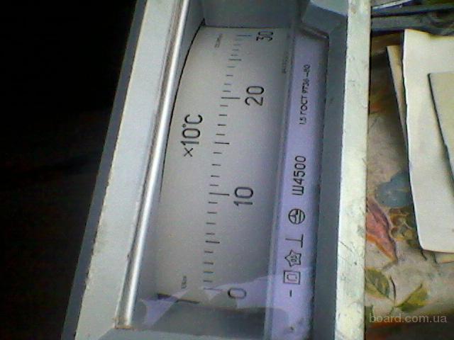 Милливольтметр Ш4500 склад остатки 2шт по 200гр