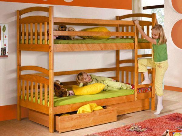 Двухъярусная кровать Иринка