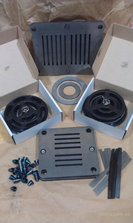 Клапана к компрессорам типа ПК-5,25,КТ-6, КТ-7