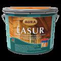 Aura Wood Lasur декоративно-защитное средство для деревянных фасадов 9л