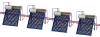 Термосифонная система RNB-Нерж 30 ( 1000 л/сутки) 20 чел.