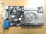 Игровые видеокарты AGP 256Mb б/у