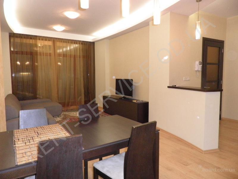 Длительная аренда трехкомнатной квартиры новом жилом комплексе Новая Аркадия.