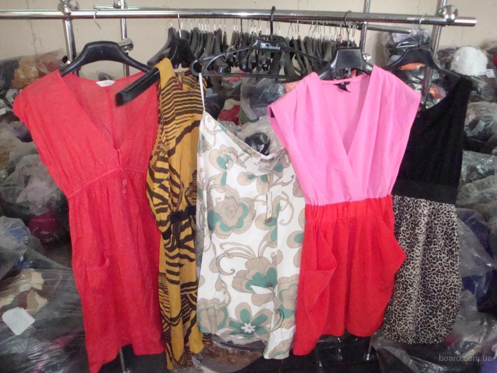 Mix лето платья, юбки оптом Николаев