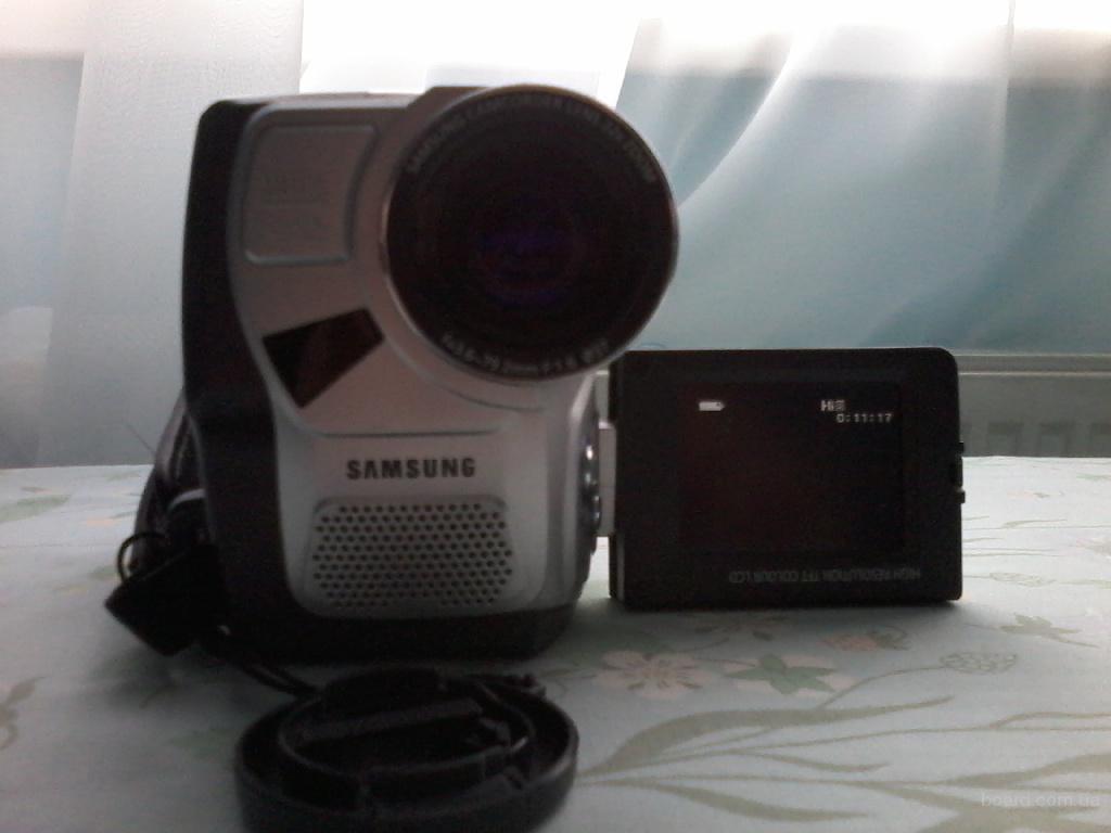 Инструкция Для Видеокамеры Hi8 Samsung Vp-L905d