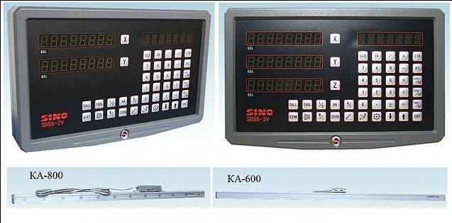 УЦИ SINO SDS6-2V Устройство цифровой индикации на станок 2 оси координаты