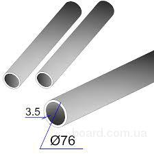 Труба  76х3,5 (г.к.)