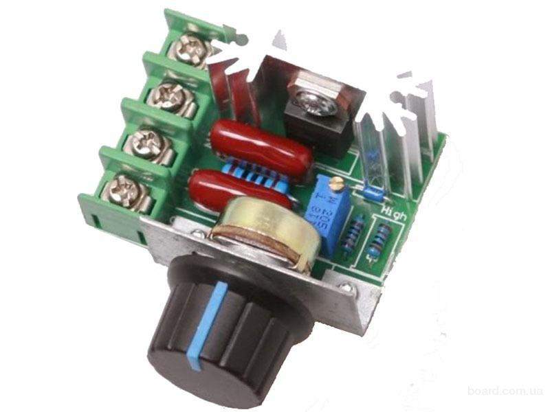 Регулятор мощности 220В 2кВт
