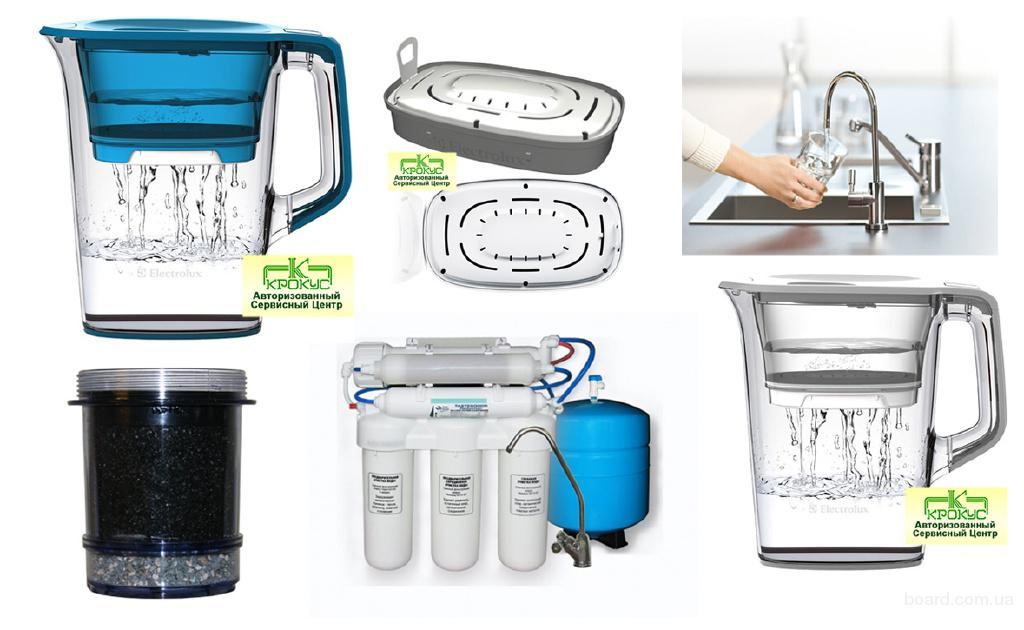 Аксессуары для Водоочистителей