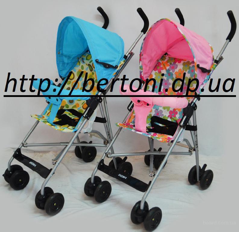 Детская коляска-трость Sigma-Line