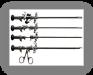 Цистоуретроскоп операционный с волоконным световодом ЦуО-ВС-11 Оптимед СПб 012S