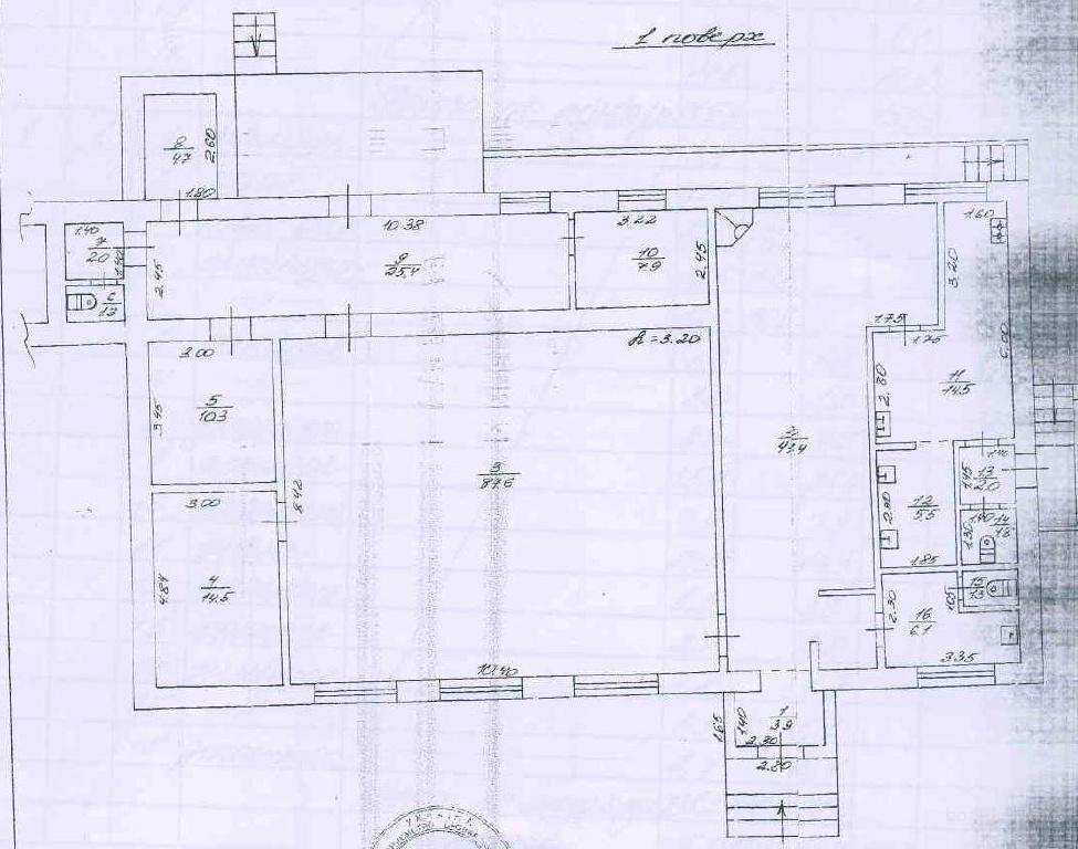 Сдам помещение в г. Бровары, ул. Грушевского 1-б