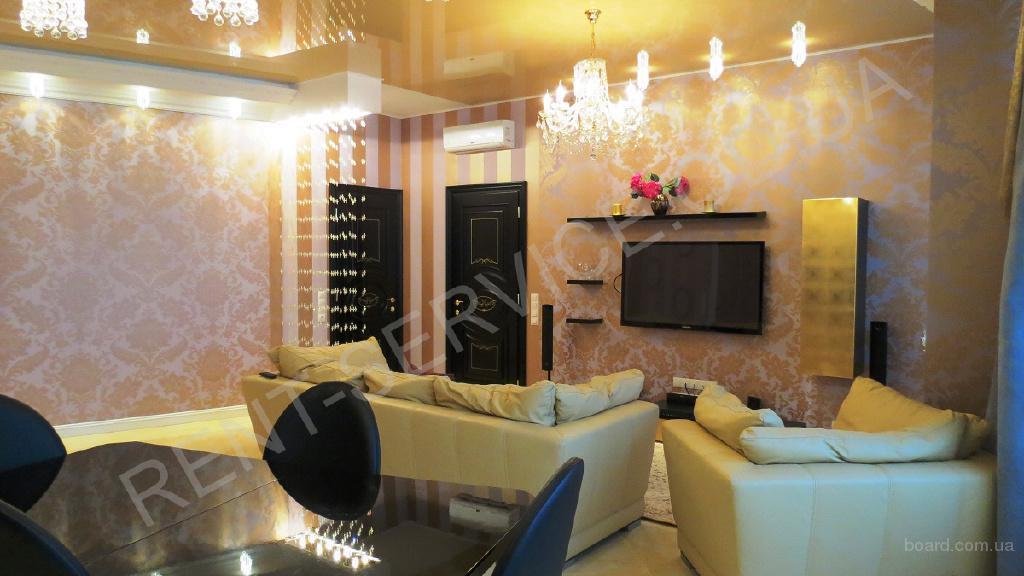 Если Вы хотите снять роскошную квартиру возле моря в Одессе, предлагаем студию и спальню в ЖК Белый Парус.