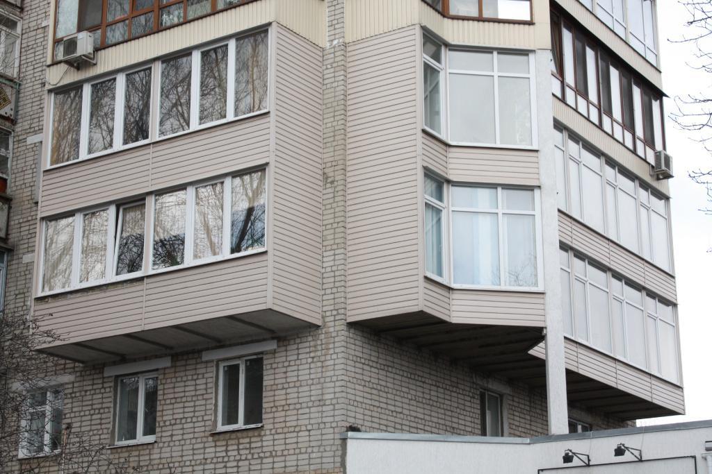 Расширение балконов и лоджий, ремонт балконов предлагаю в од.
