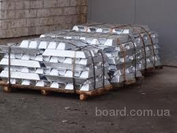 Чушка алюминиевая из сплавов АК5М2, АК7, АК12, АД3