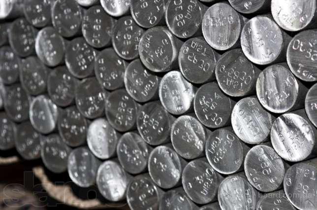 Круг алюминиевый из сплавов АМГ5, АМГ6
