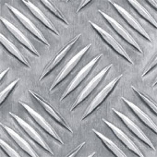 Лист алюминиевый из сплавов АМГ3Н2, АМЦН2 рифленый