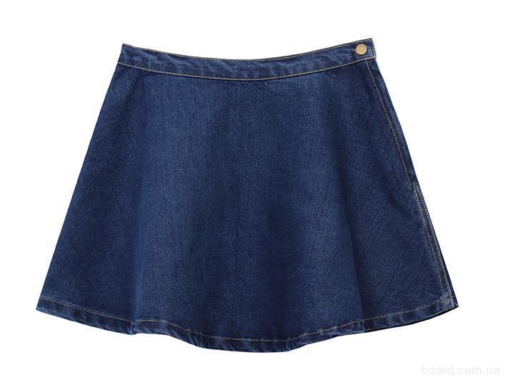 Джинсовая юбка купить украина