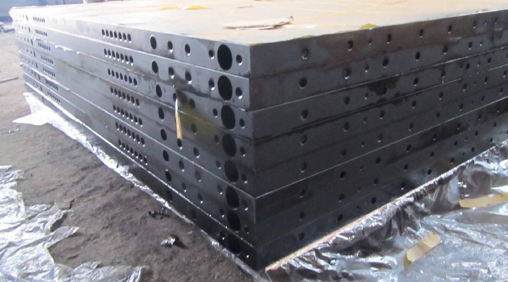 Изготовлю нагревотельные плиты для производства фанеры и других плитных материалов