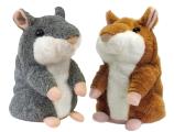 Самая смешная игрушка для детей и взрослых, покорившая весь мир – плюшевый говорящий Хомяк
