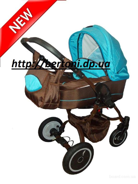 Детская коляска 2 в 1 viki gold winner