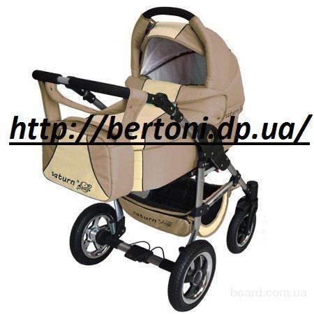 Детская коляска 2 в 1 viki gold saturn