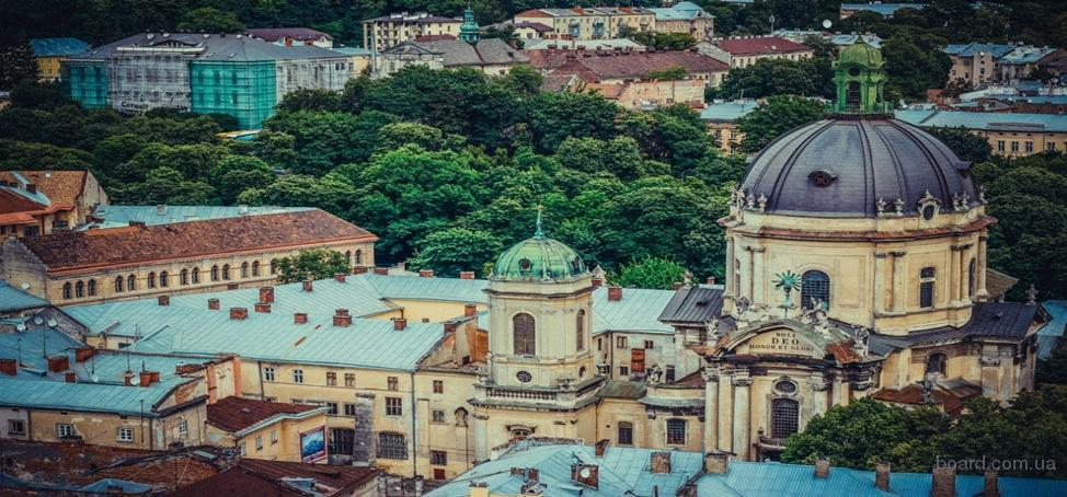 Тур во Львов на выходные