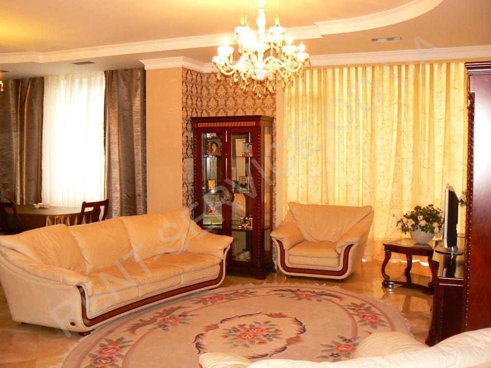 Аренда четырехкомнатная квартира в ЖК Гранд-Парк, первая аренда.