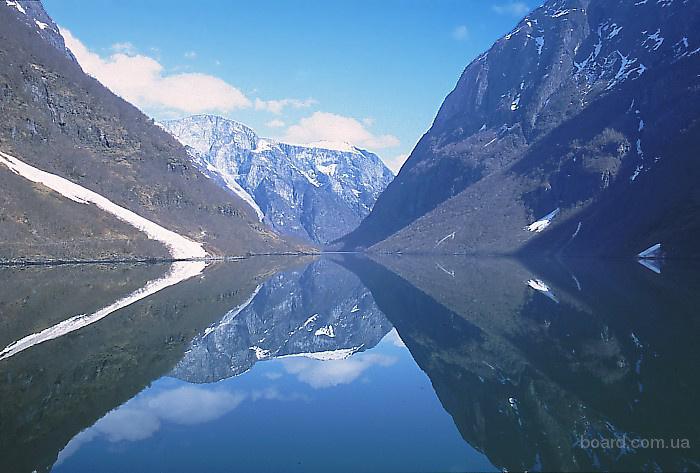 Сказочная Норвегия!