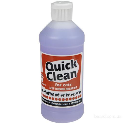 Ring5 Быстрая чистка (Quick Clean) шампунь не требующий смывания для кошек