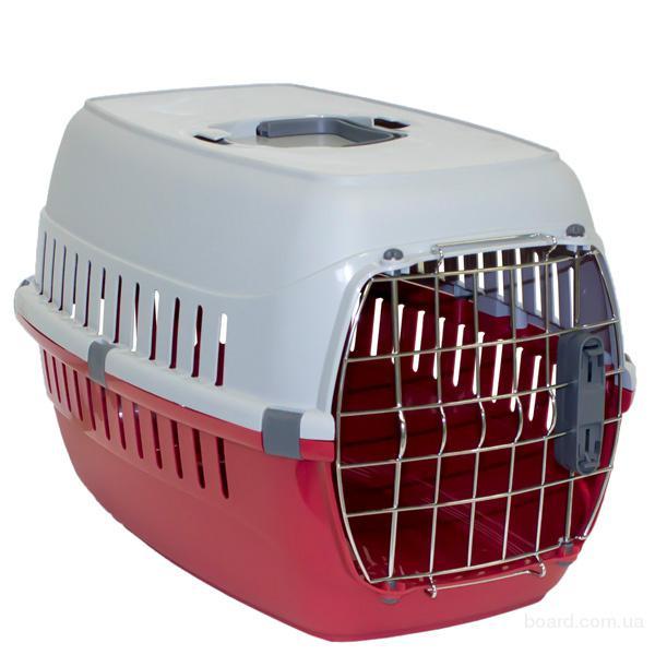 Moderna Роуд-раннер 1 переноска для собак и котов с металлической дверью IATA, 51Х31Х34 см