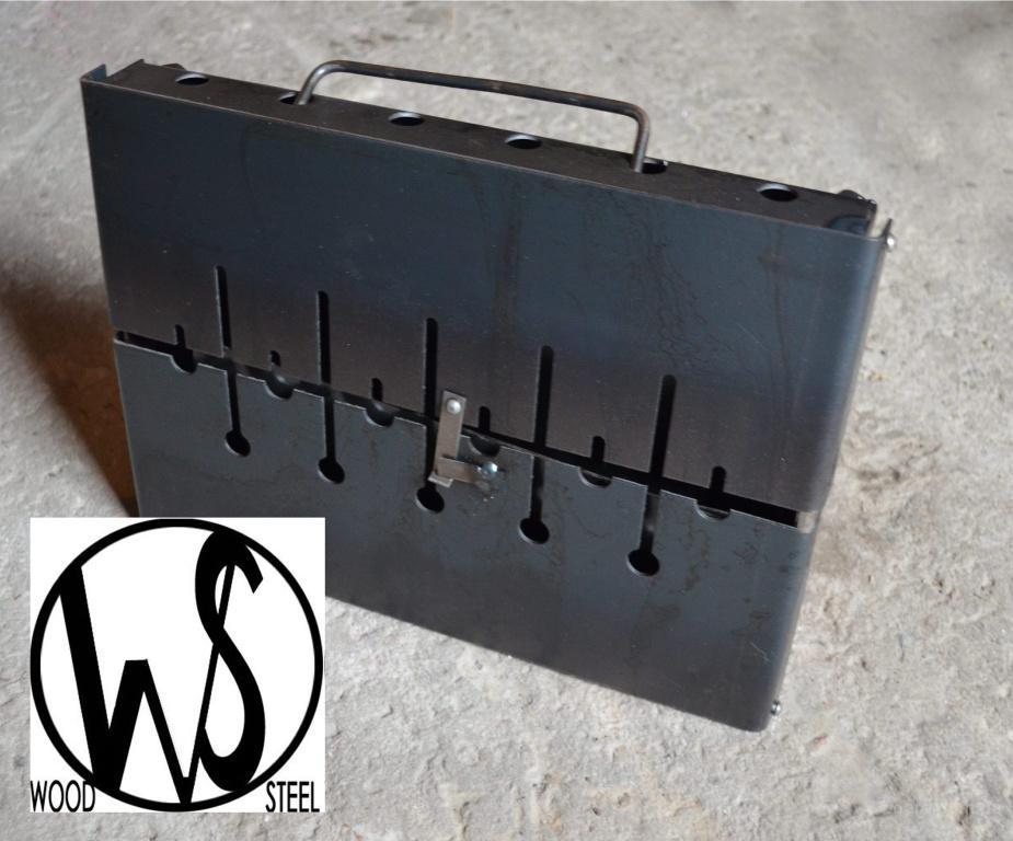 Мангал-чемодан от производителя
