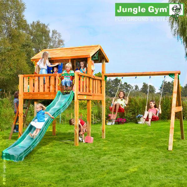 Детские игровые комплексы для дачи и дома с доставкой по Москве и области